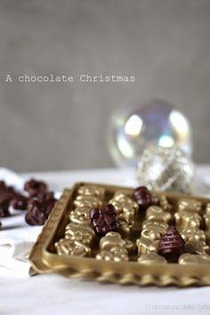 Temperare il cioccolato ( waiting for Christmas ) | Il Laboratorio delle Torte