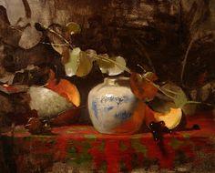 Theresa Rankin: A Persevering Painter: Jeff Legg In Joplin...