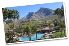 The Hilton El Conquistador in Tucson, Arizona www.arizonasunshinetours.com for the perfect destination resort!