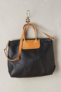 Bedford Leather Tote - #anthrofave