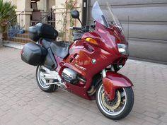 My bike - BMW R1100RT -