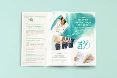 Grabs Full Pixels » 28 best brochure layout images on Pinterest   Booklet layout     Health Counseling Brochure     Angeles Ercilla Work