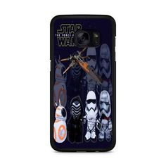 Available Phone Case - The Force Awakens Kylo Ren And Friends With Plan Samsung Galaxy S7 Edge Black   - Materials : Rigid Plastic - Available Colors : Black and White - Phone type available for : Samsung Galaxy S4/S5/S6/S6 Edge/S7/S7 Edge Samsung Note 3/Note 4/Note 5 #phonecase #samsungGalaxyS7 #samsungGalaxy #samsung #starwars #kyloren #lightsaber