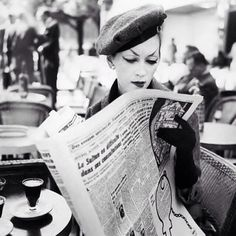 Dovima, vintage models, photography, Richard Avedon, vintage Dior