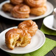 Dangerously easy-to-make French crullers.