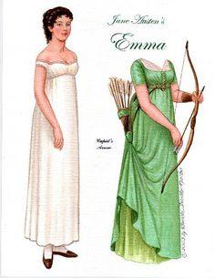 [Jane Austen's Emma, Cupid's Arrow] Emma by Brenda Sneathen Mattox
