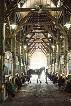 atlantic-saints: Stables