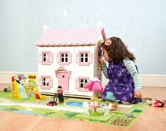 Casa de Bonecas Sophie - Jogos e Brinquedos   Cristina Siopa - Le Toy Van