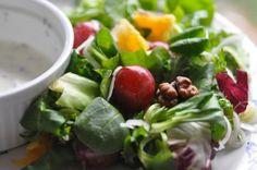 Sałatka, która cieszy oko wspaniałymi kolorami. | Make Cooking Easier