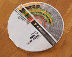 Carthaginian's score-o-matic wheel | Agricola | BoardGameGeek