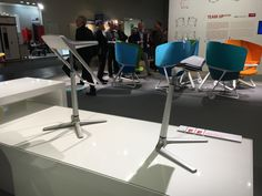 Design classics - stools from Interstuhl Stools, Conference Room, Desk, Table, Furniture, Home Decor, Benches, Desktop, Decoration Home