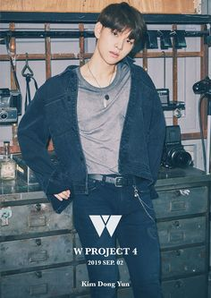 W Project 4 (Woollim Boys) (Updated! N Project, Babe, Kim Dong, Woollim Entertainment, Play Soccer, Golden Child, Fresh Face, Bad Boys, Mini Albums