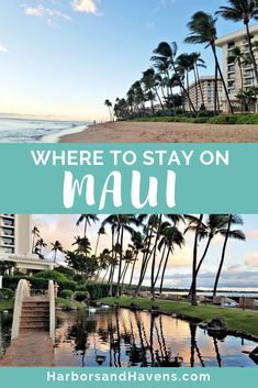 Trying to decide where to stay in Maui Hawaii? This guide to Maui vacation resorts, condos and hotels will help you find the perfect beachfront spot. Hawaii All Inclusive Resorts, Hotels In Maui Hawaii, Hawaii Honeymoon Resorts, Kona Hawaii, Vacation Resorts, Hawaii Vacation, Beach Resorts, Honeymoon Ideas, Best Resorts In Maui