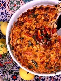 Quiche, Breakfast, Recipes, Food, Pie, Morning Coffee, Essen, Quiches, Eten