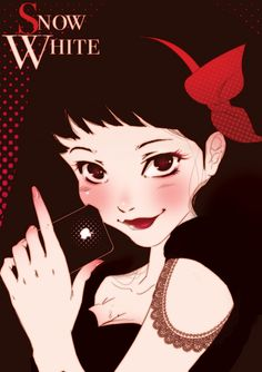 snow white disney manga