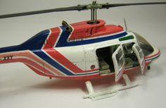 1/48 Esci Bell 206 Jet Ranger III by Carlos Escobar