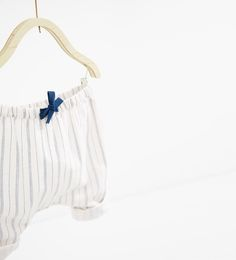 Striped trousers-TROUSERS-MINI | 0-12 months-KIDS | ZARA United States