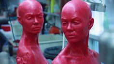 «Making off» de Ruban rose à la fonderie d'art d'Inverness