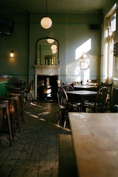 The Drapers Arms in London. By Brian Ferry