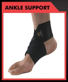 Omtex Ankle Support (Skin)