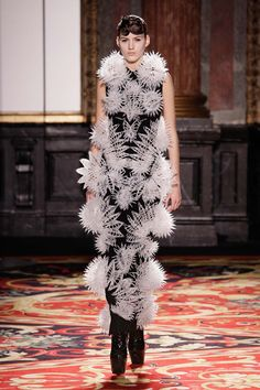 IRIS VAN HERPEN WINS THE DUTCH FASHION AWARD