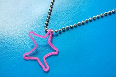 silly bandz necklace from wikiHow