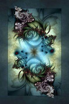 50 fractales coloridos | Designals: