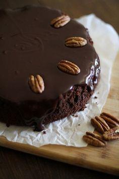 Fallen Chocolate Cake | gluten free