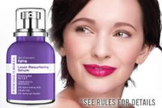 WIN a Cosmeceutical Youth-Boosting Laser Resurfacing Serum (1,000 Winners!) on http://www.icravefreebies.com/