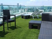 artificial turf on the balcony?