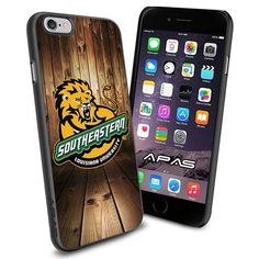 Southeastern Louisiana Lions NCAA Silicone Skin Case Rubber Iphone 6 Case Cover Black color WorldPhoneCase http://www.amazon.com/dp/B0130RT89I/ref=cm_sw_r_pi_dp_QbG3vb108DT8K