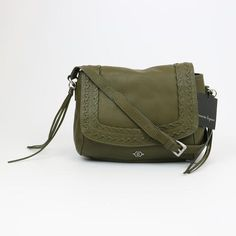 28f00fb4b2eb Nanette Lepore Cortina Flap Olive Crossbody Bag | Jax & Henley Everyday Bag,  Louis Vuitton