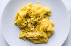 How to Make the Absolute Best Scrambled Eggs Ever photo