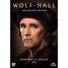 Wolf Hall BBC TV Poster