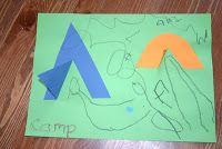 Camping With kids - crafts