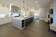elegant kitchen