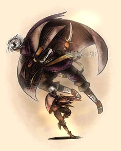 Bravely Default, Octopath Traveler, Pretty Drawings, Shadow Art, Epic Art, Fantasy Dragon, Game Art, Video Games, Fantasy Outfits