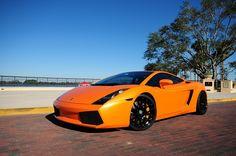 Lamborghini Gallardo (Pearl Orange)