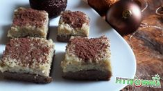 Tiramisu falatkák - NAGYON JÓ Tiramisu, Ethnic Recipes, Food, Essen, Meals, Tiramisu Cake, Yemek, Eten