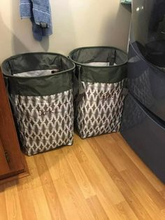 Stand Tall Bin! Perfect for sorting your laundry and it looks great! www.shopwithbridgett.com