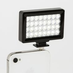 Step up your photos with this pocket spotlight.