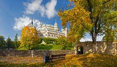 Slovakia - Igor Supuka 27 - Castle Bojnice in Slovakia, Europe