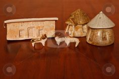 african houses - Google Search