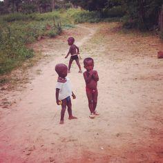 Babies, paradise. Sénégal.