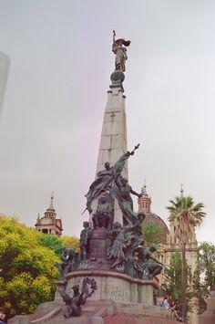 Praça da Matriz, Porto Alegre, RS - Brasil
