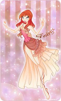 Lora fairyx by Eltarix on DeviantArt