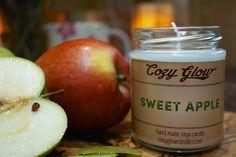 Sweet Apple Soya Candle