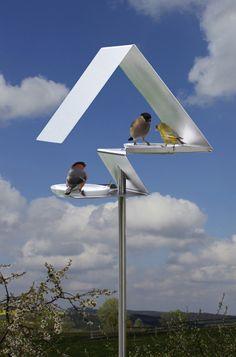 Appetitlich: Neues von der Vogelhausfront