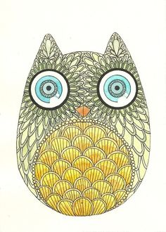 i love the owls