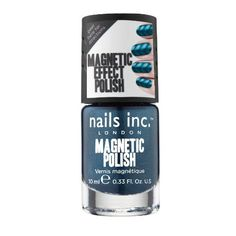 nails inc Wave Magnetic Polish Whitehall Teal 033 oz -- Check out the image by visiting the link.
